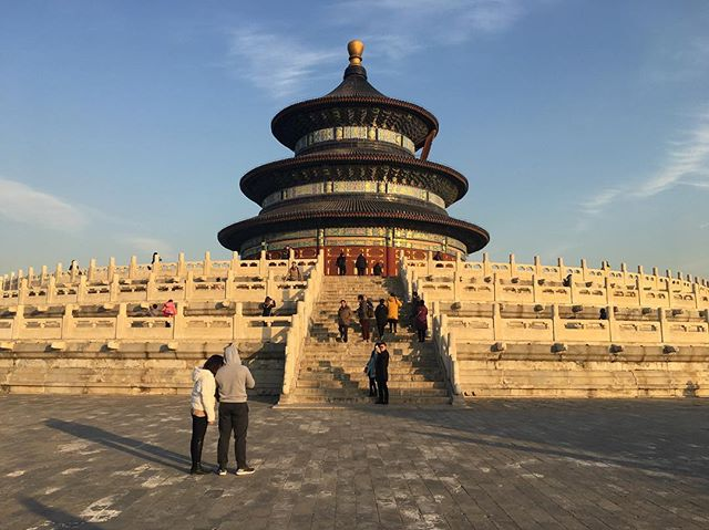 Temple of Heaven #beijing