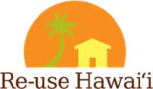 Re-use Hawai`i is a vibrant non-profit organization working to reduce waste through building material re-use and recycling.