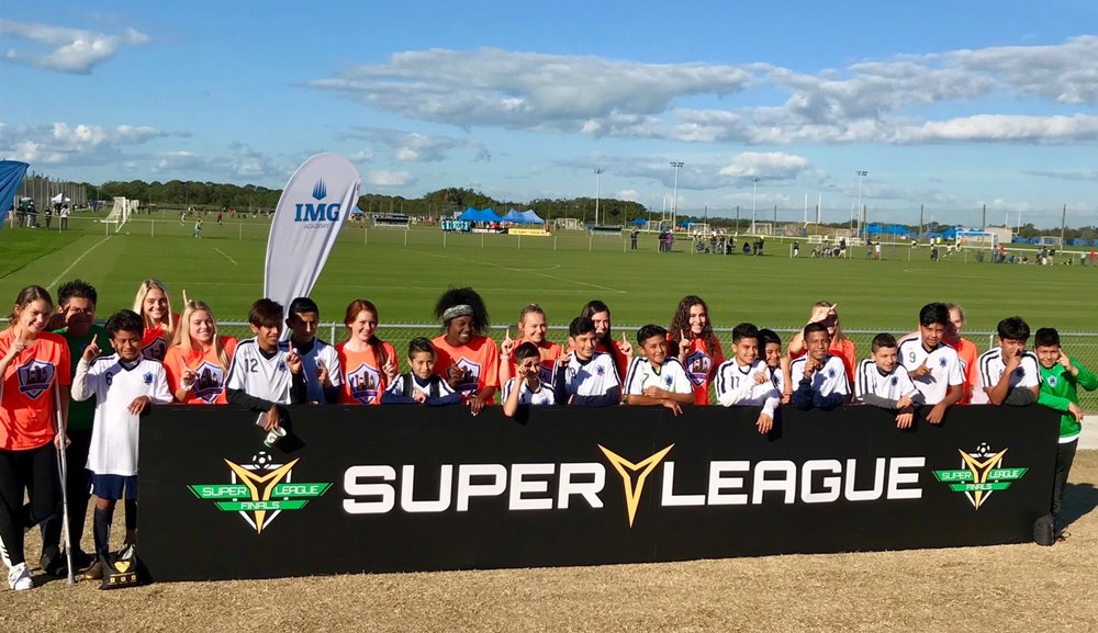 "A number of our Odyssey players were selected to play at the ""Super Y League National Finals"", held in Braderton, FL (Dec 2017)"