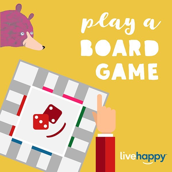 We don't stop playing because we grow old. We grow old because we stop playing. #happyacts #sundayfunday _ Tap the link in our profile to read about the surprising health benefits of board games! 🎲