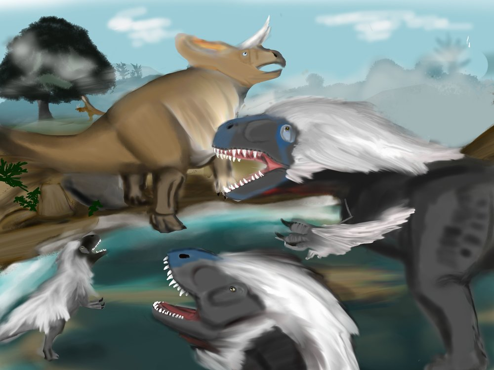 Kara Kelley paleo-reconstruction for SVP Poster