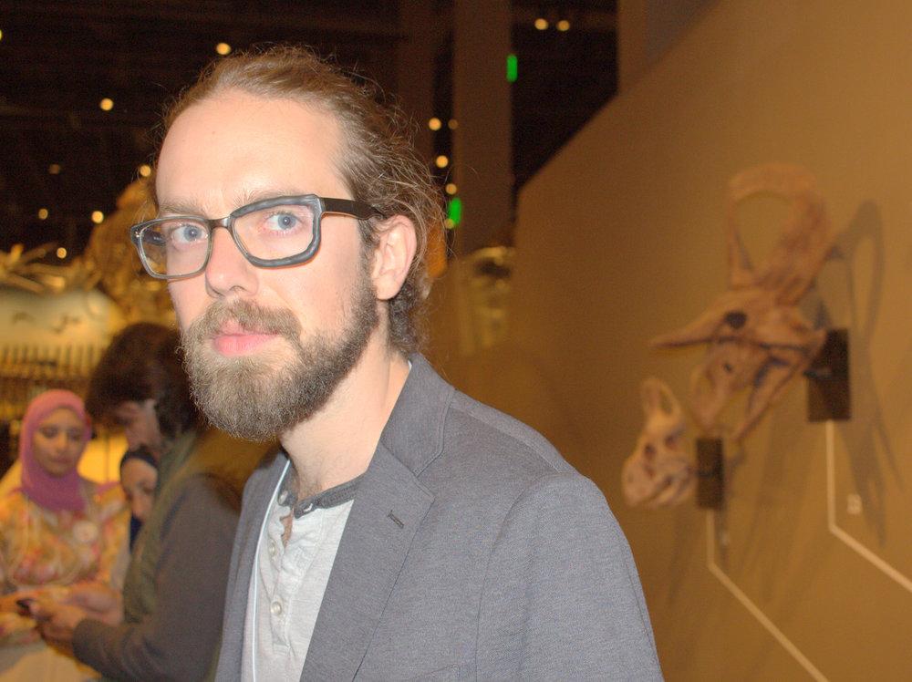 Chris Wolfe & Zuniceratops