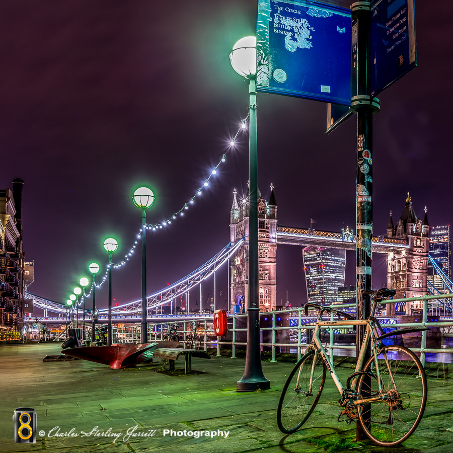 My Bike Tower Bridge