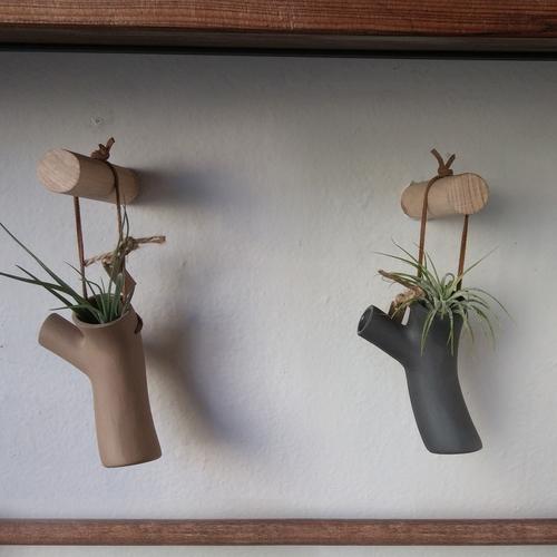 Twig Hanging Vase Jfish Designs