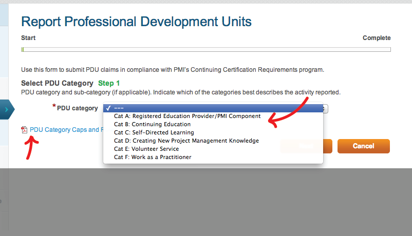 Project Management Institute (PMI): CCRS Project — Kara Rennert