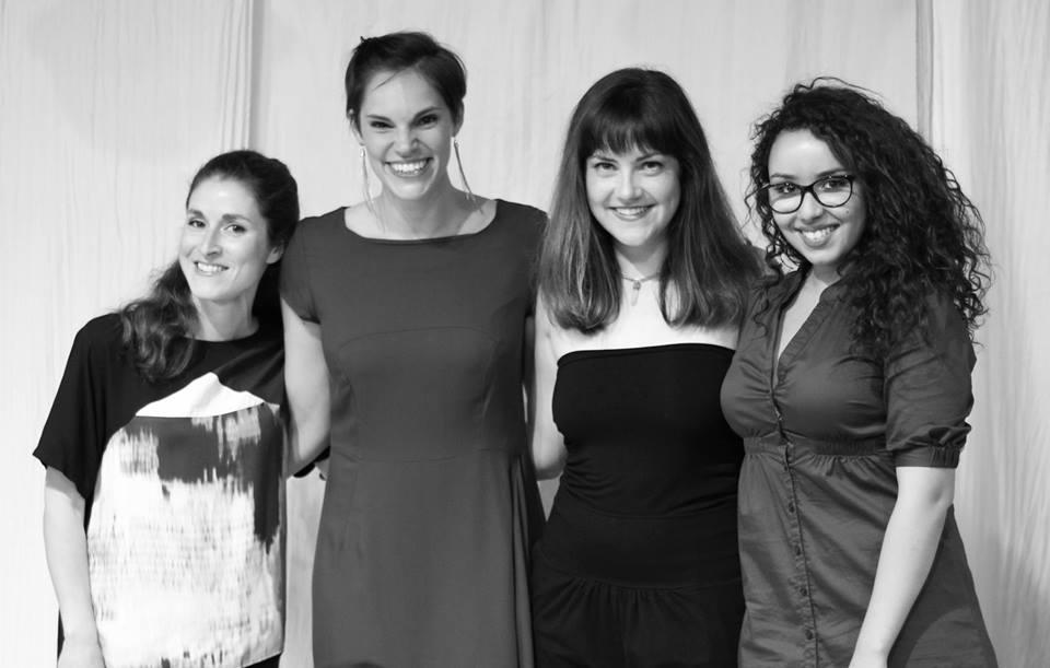 Les Gaillardes - Annie, Elsa, Véronique et Sarah
