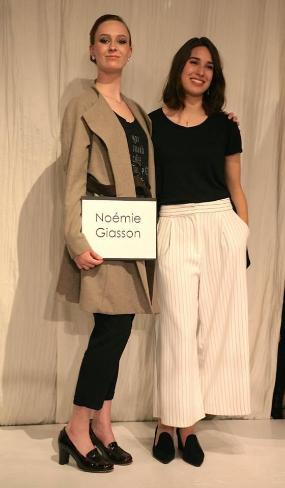 Gagnante - NOÉMIE GIASSON