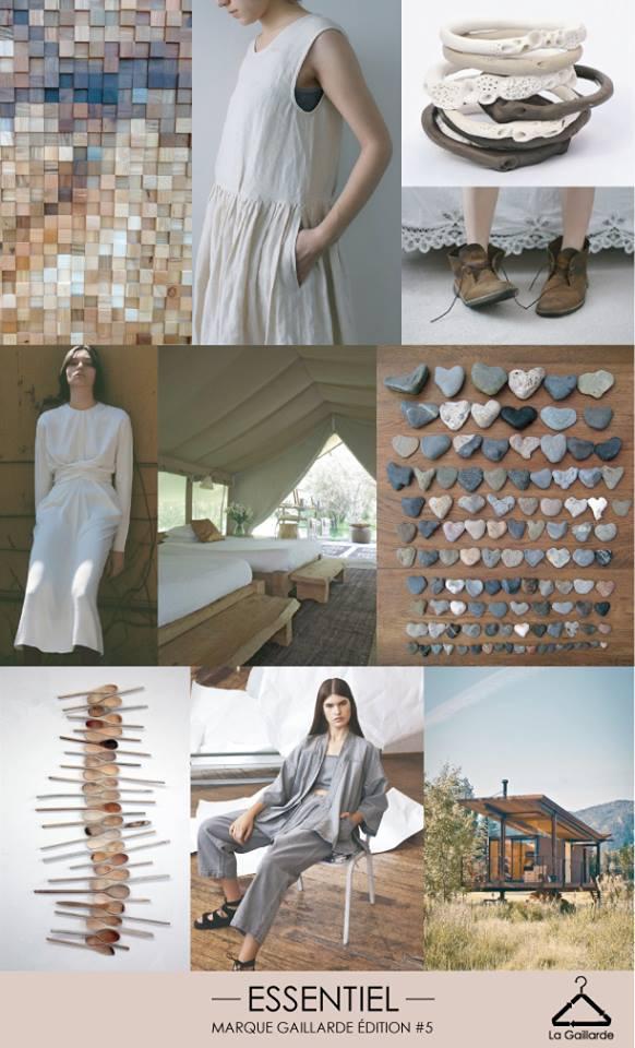 Planche d'inspiration - Ariane Brunet-Juteau
