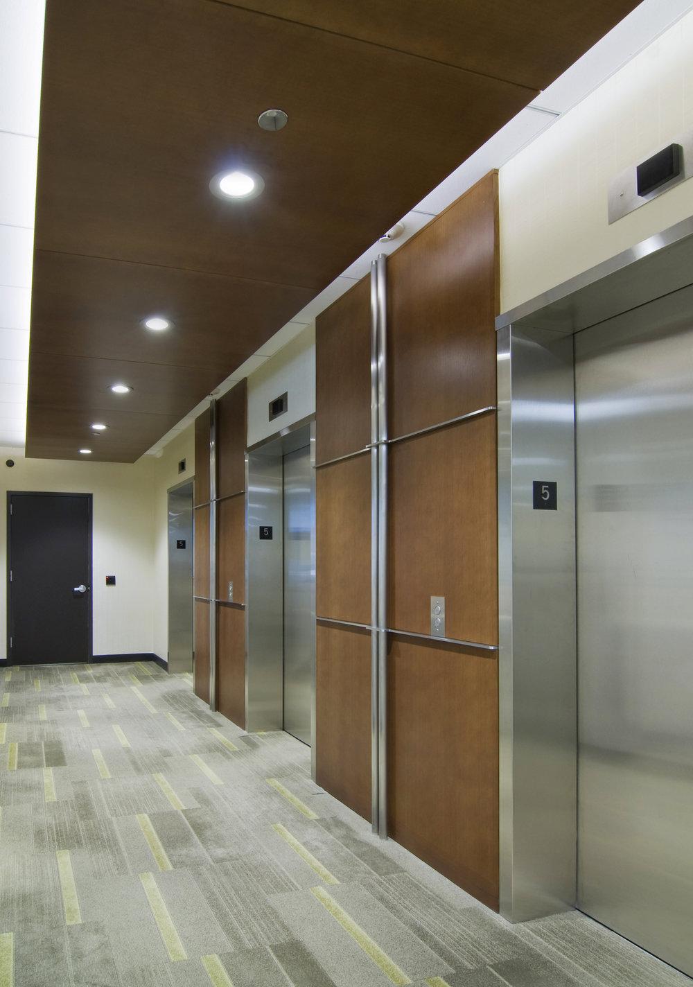 29 Wacker Corridors