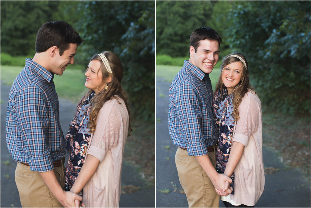 Charlotte, NC, Engagement Photos - Jon Courville Photography