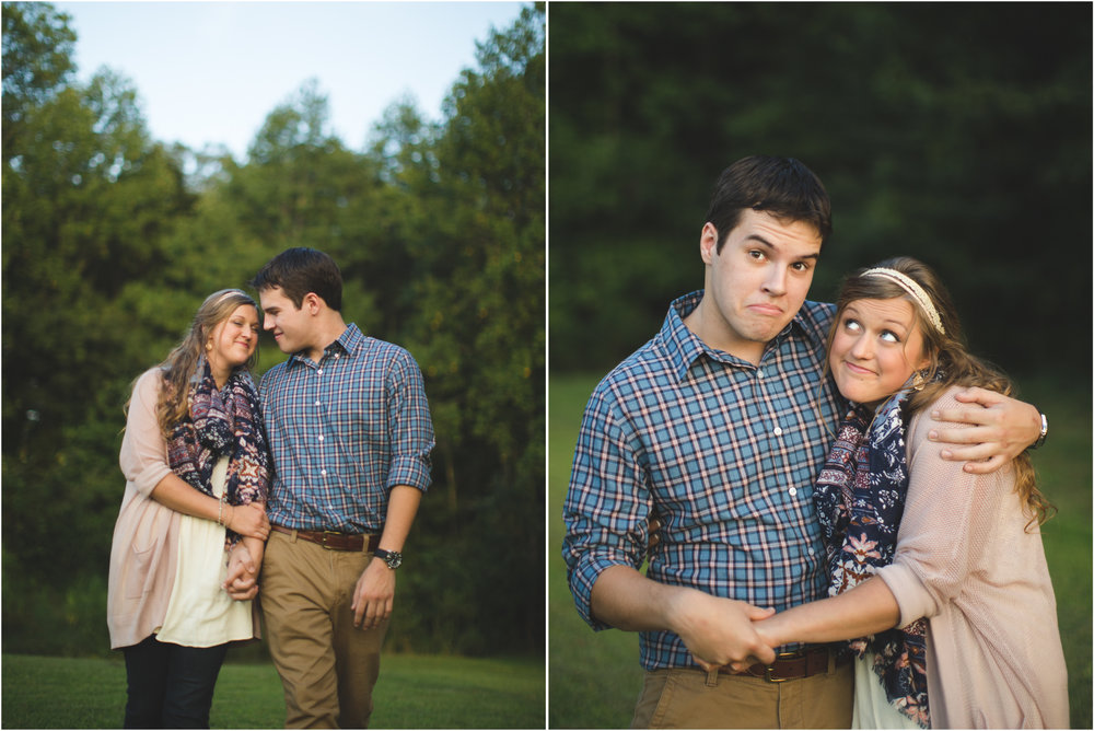 Charlotte, NC, Engagement - Jon Courville Photography