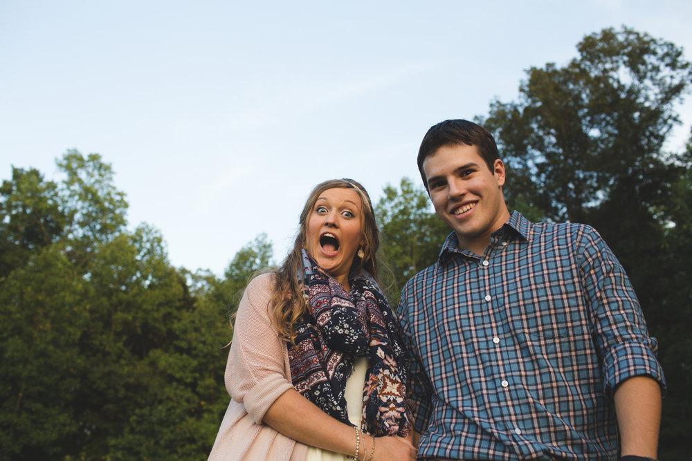 Charlotte, NC, Engagement - Jon Courville Photography