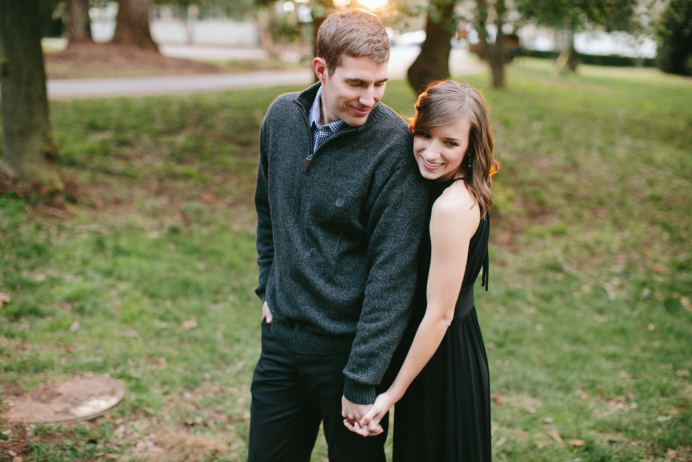From our engagement shoot by Erica Serrano Photography