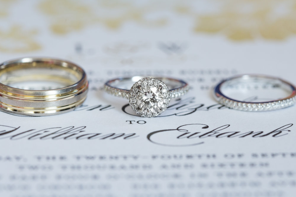 Wedding Rings Jon Courville Photography