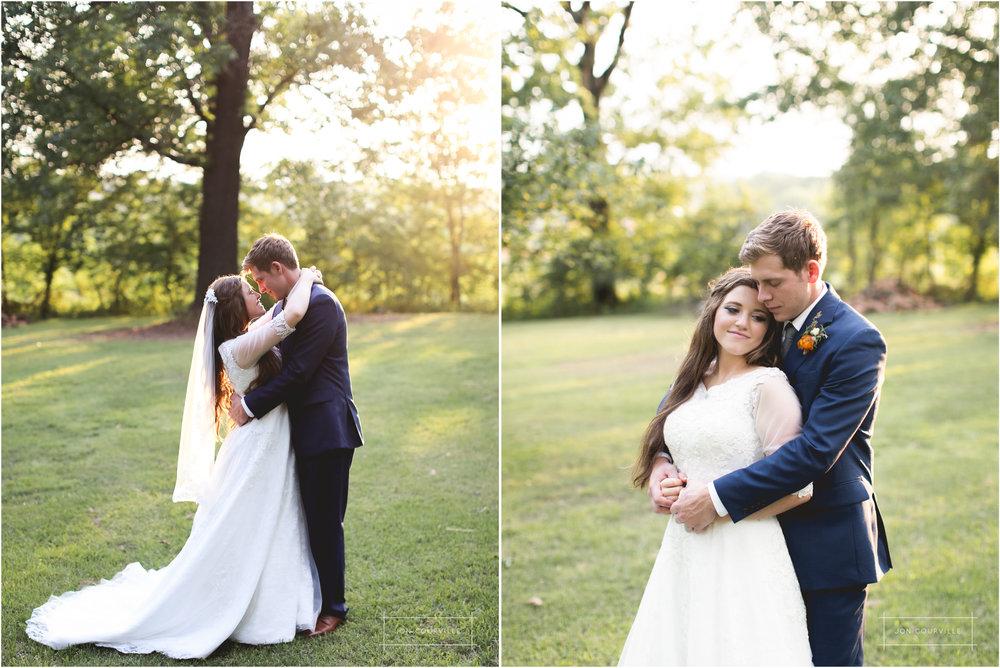 Joy Anna Duggar and Austin Forsyth Wedding