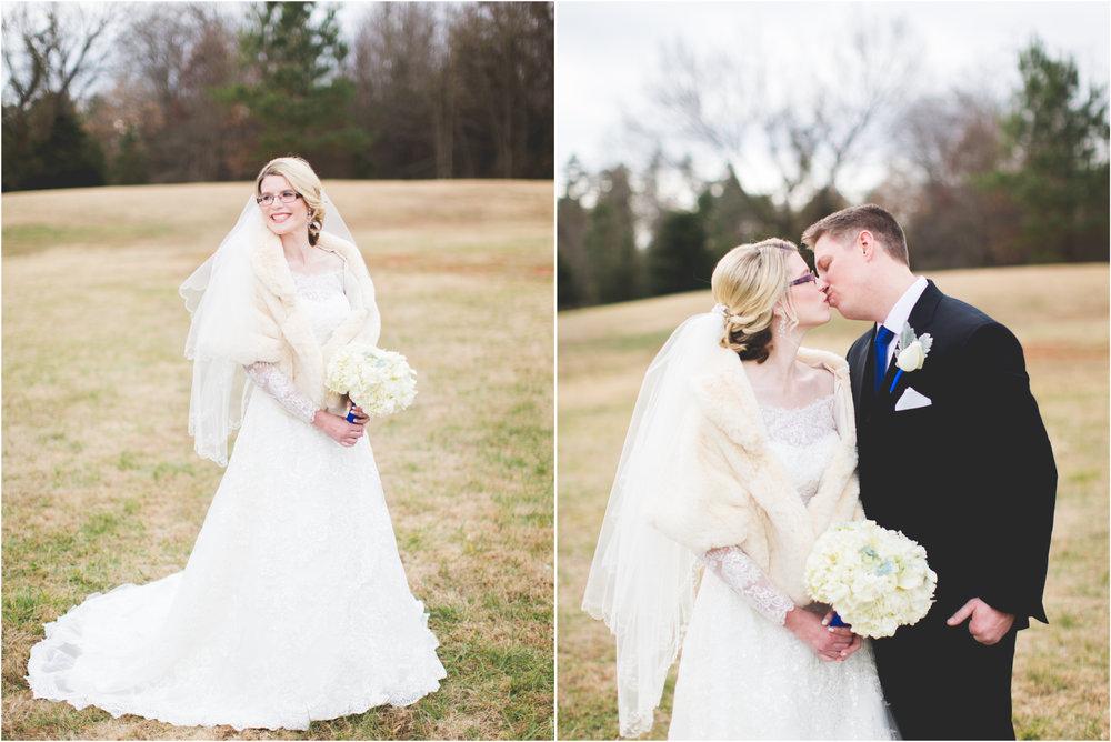 Fur Shawl for Bride