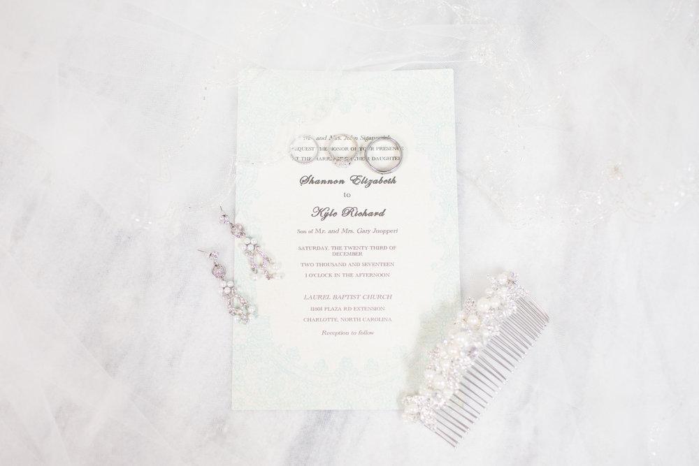 Wedding Details Invitation