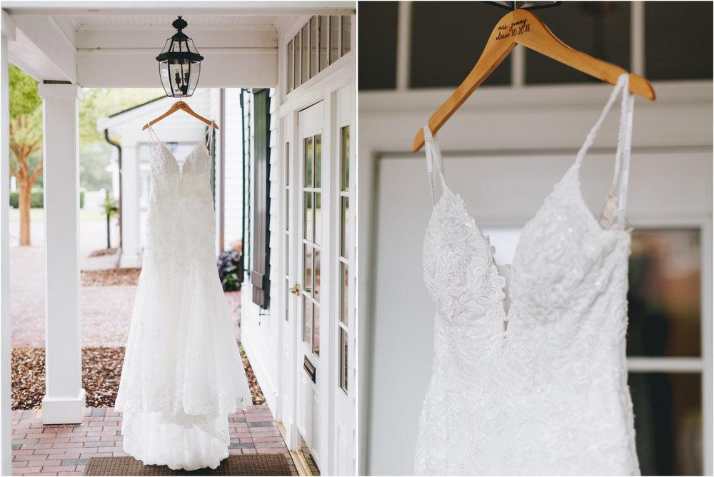 Poffie Girls Wedding Gown