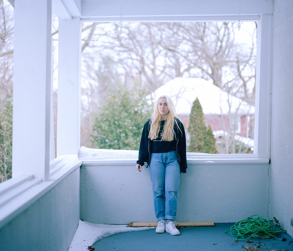 Grace, Montclair, NJ. 2015