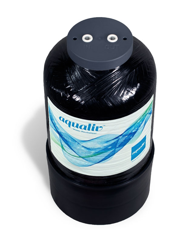 How It Works Aqualiv Water