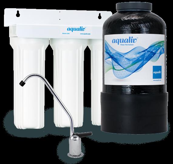 Alkaline Water System Aqualiv Water