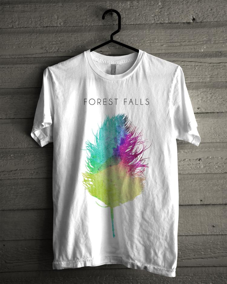 White FF T-Shirt