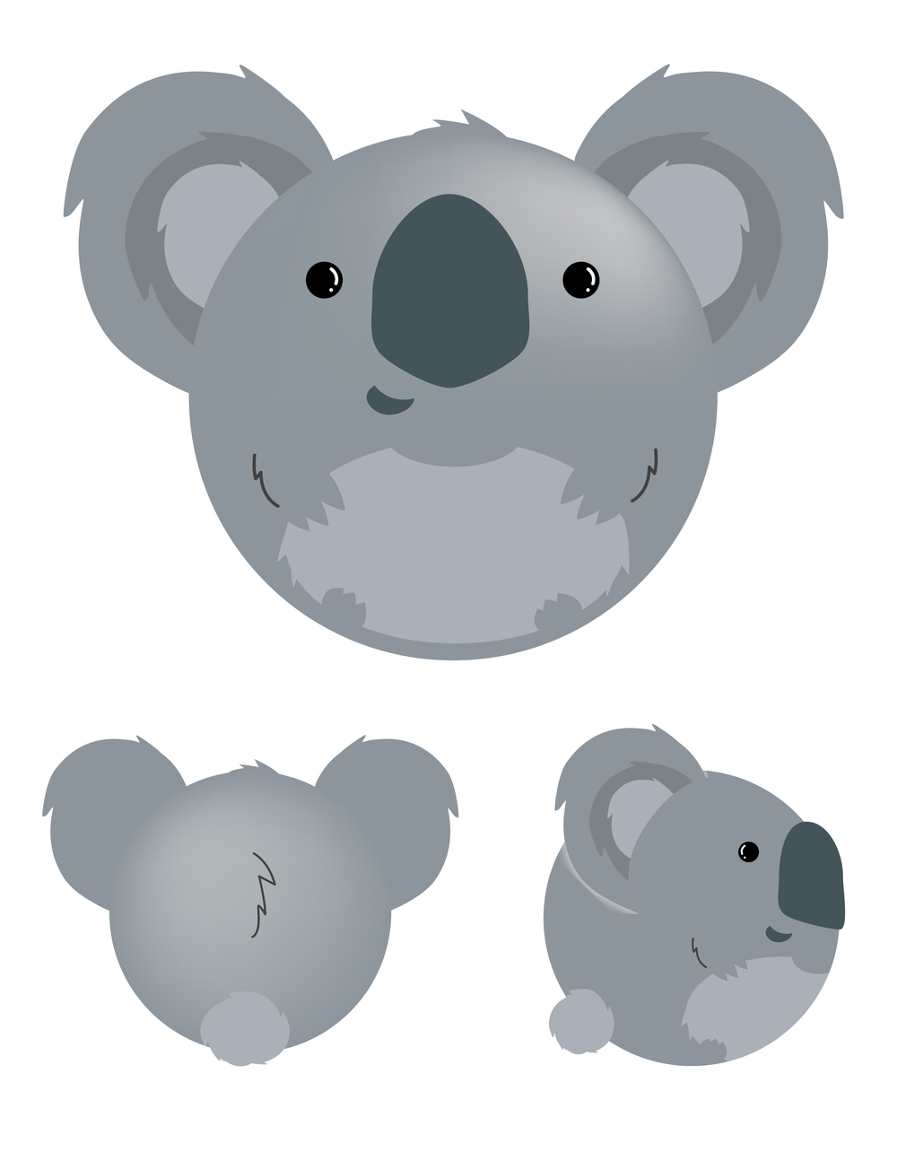 Stuffed Animal Design