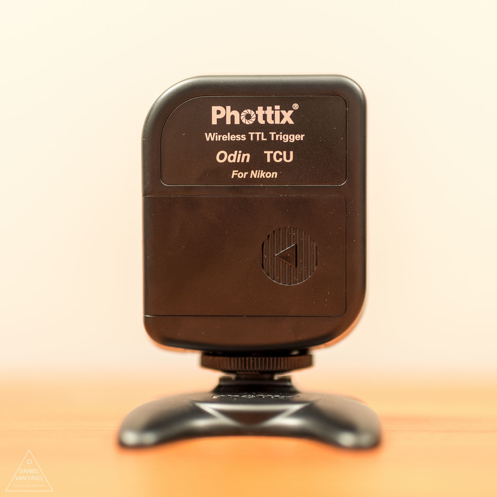 Phottix Odin Back View