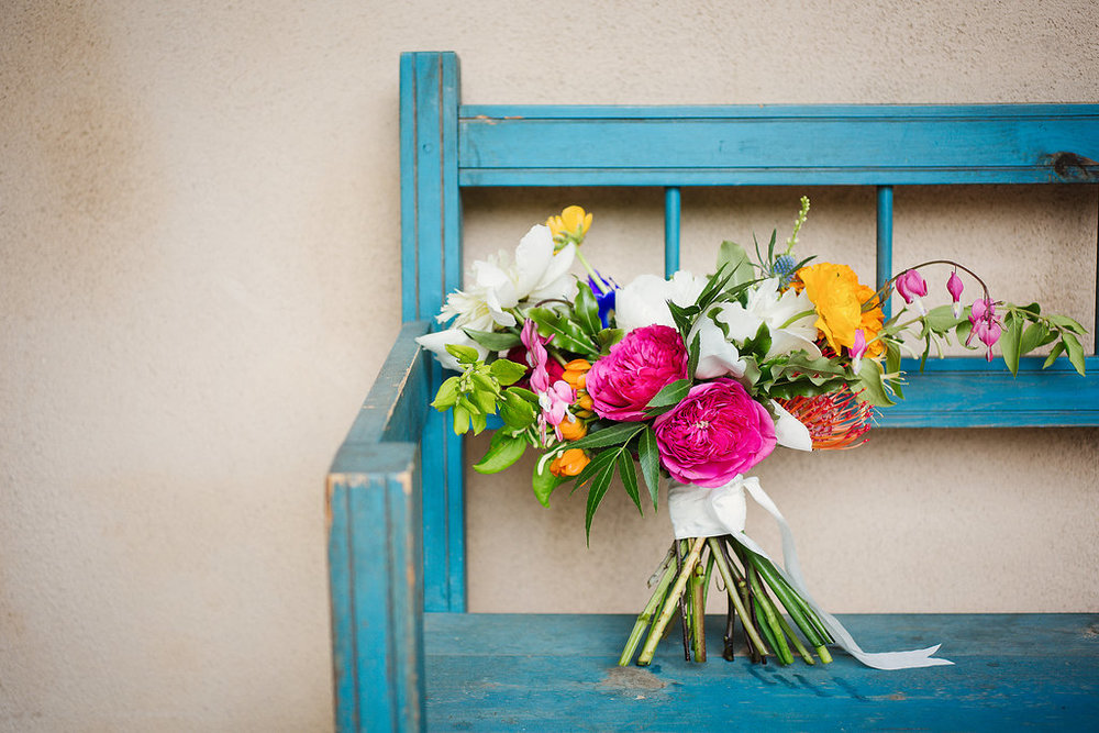Floriography | Los Poblanos Historic Inn & Organic Farm | Lizanne Photography | New Mexico