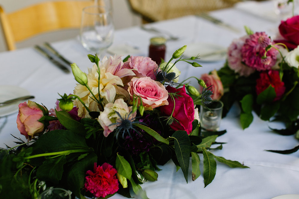Floriography Flowers | For the Love Events | Los Poblanos | Matt and Tish