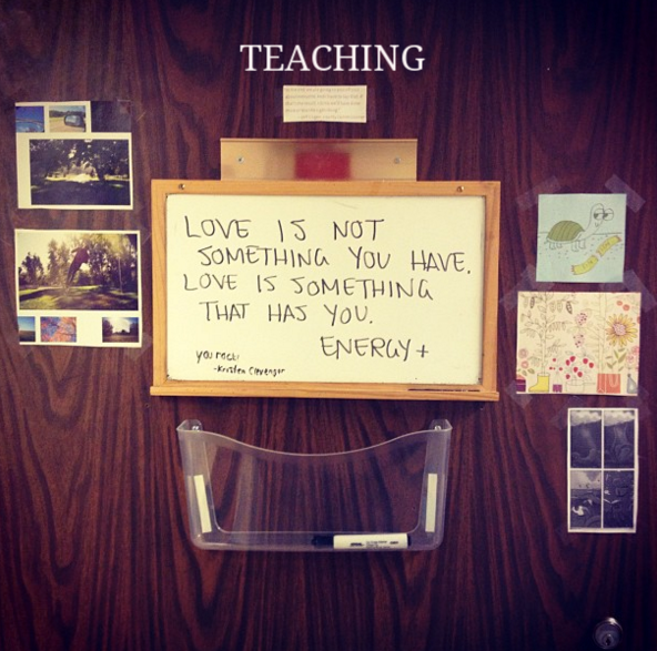 #teaching