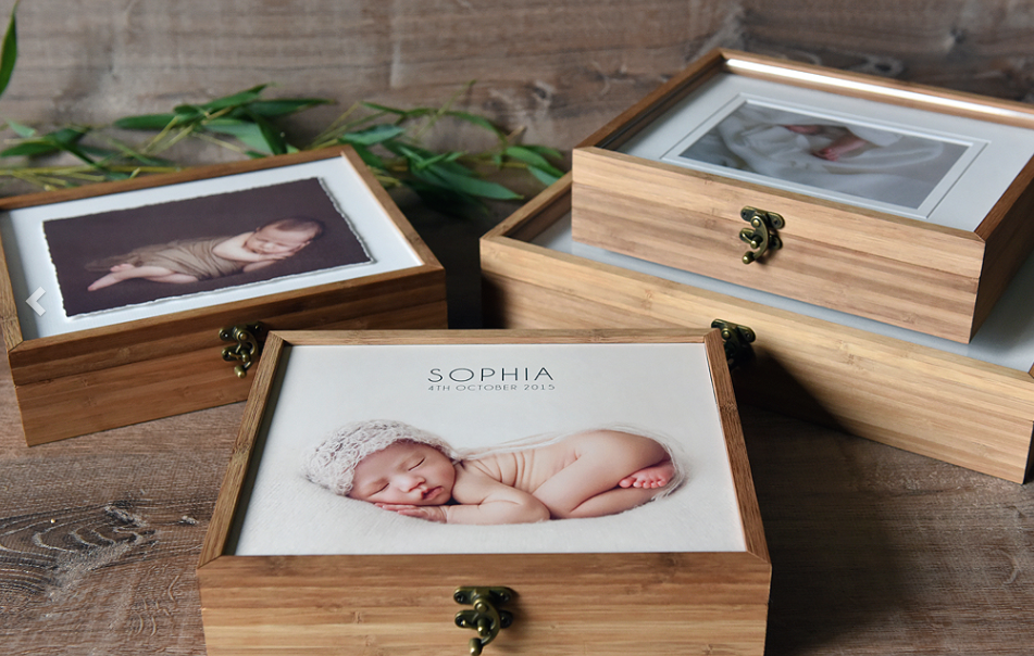 Sweet Rain Studio Hawaii Photographer Bamboo Portrait Box