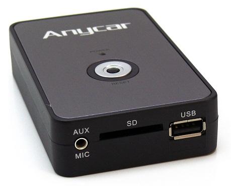USB/SD/AUX