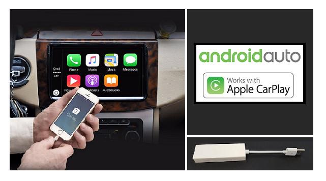 Apple Carplay/Android Auto Adapter