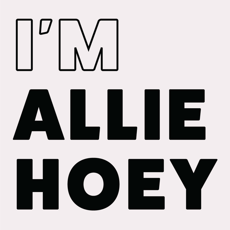 ALLIE HOEY
