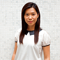 Jen Kong     Senior Designer