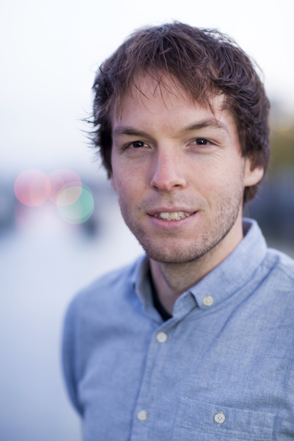 Pieter van de Glind, co-founder of shareNL and co-author of 'share - opportunities and challenges in the collaborative economy'