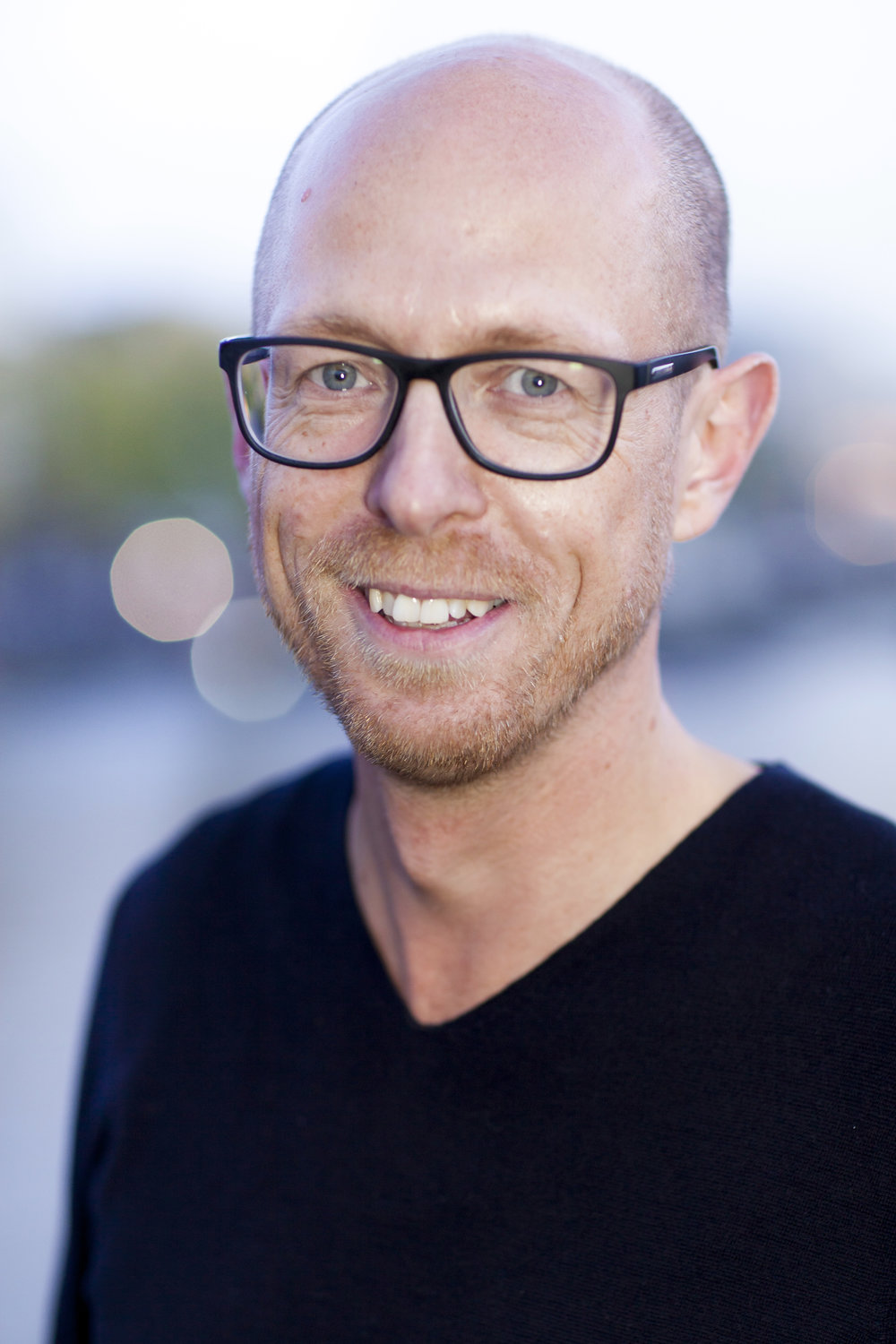 Harmen van Sprang, co-founder of shareNL and co-author of 'share - opportunities and challenges in the collaborative economy'