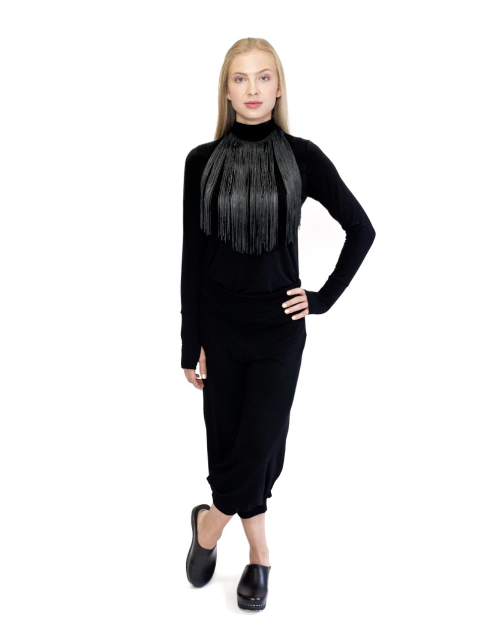 Irina polo & Milla trousers