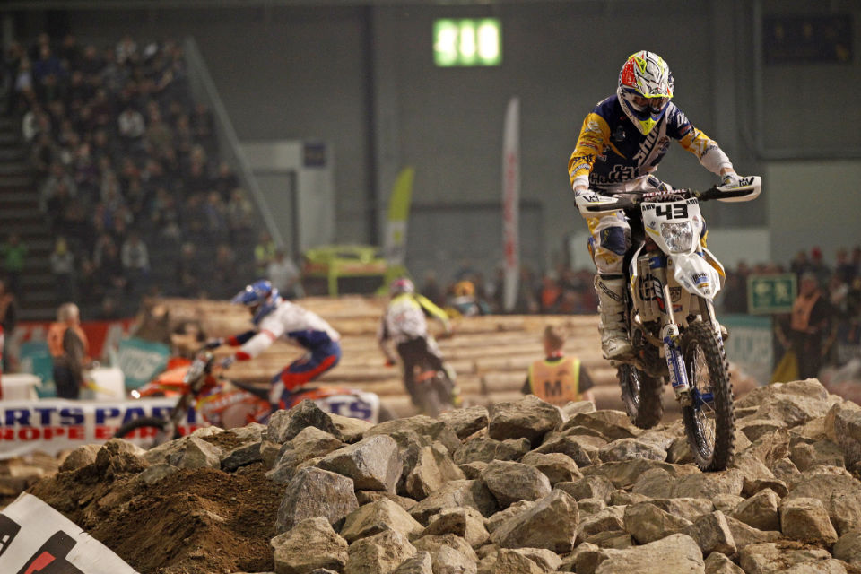 Daniel McCanney put in his best performance of the series so far with 3 solid races. Photo - Enduro21.com