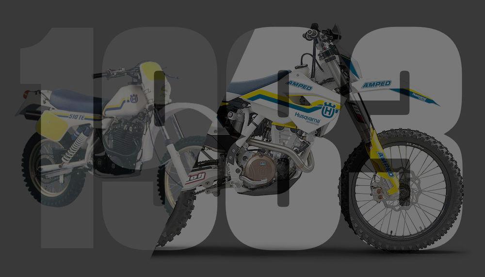 Retro Eighty3/ Official Licensed   Husqvarna Graphics    Shop Husqvarna Graphics