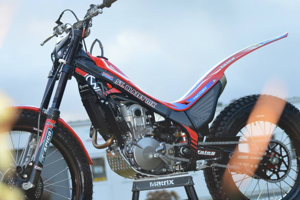 Ricky Wiggins - St Blazey MX Montesa/Honda 4RT