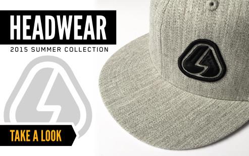 Headwear2015 Summer Collection