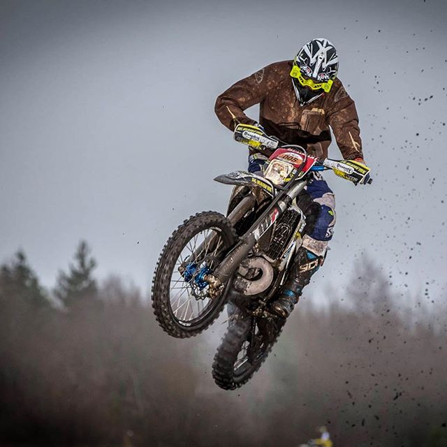 @stblazeymx's Keelan Hancock finished an impressive 3rd at the Valleys Xtreme Enduro with only the legendary duo of Graham Jarvis and David Knight getting the better of him on the day. #husqvarna #enduro #extremeenduro #hardenduro #moto