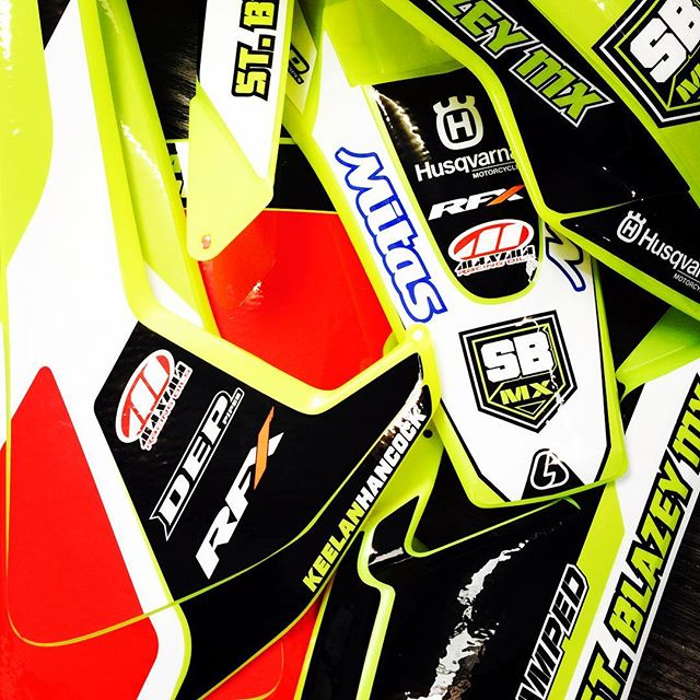 Just to brighten your day#keelanhancock#stblazeymx #husqvarna1903 #thisisamped huskylicensed graphics