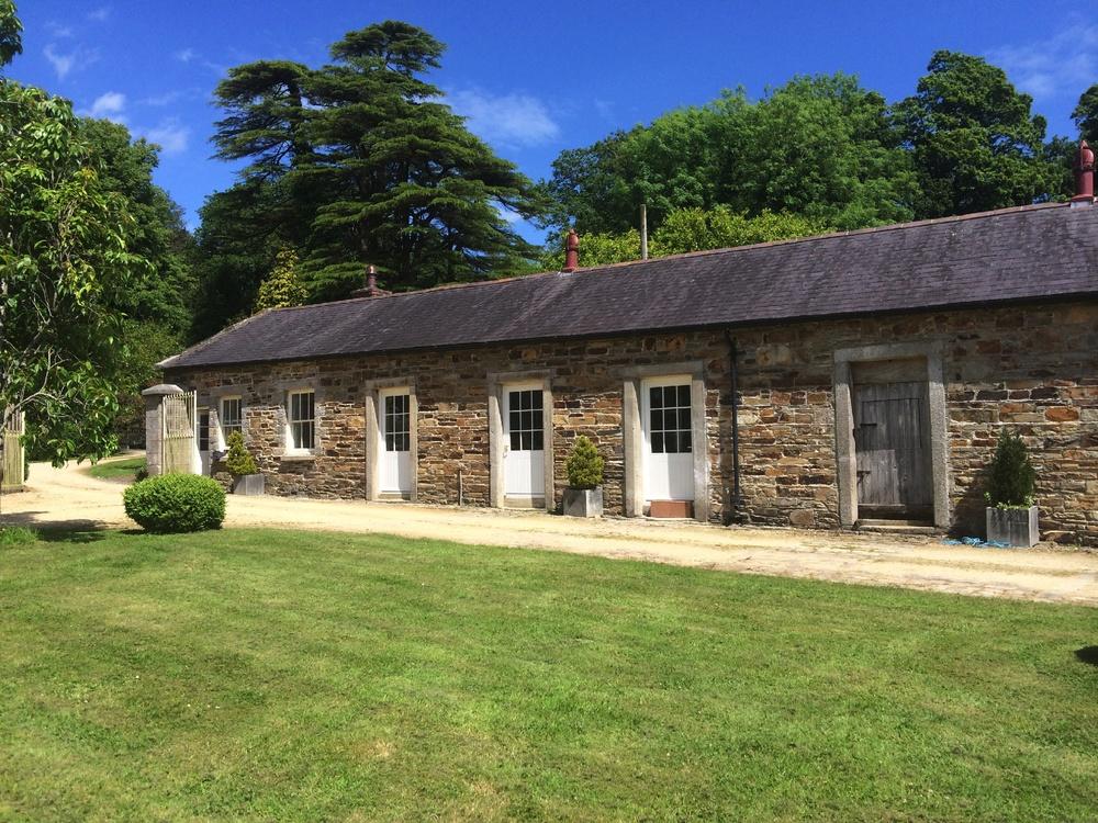 House at Coolattin Lodge
