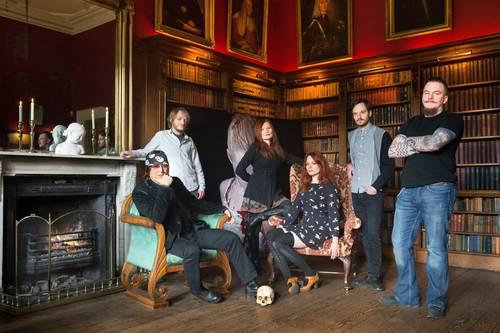 Helnwein Family