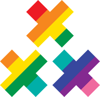 This unique Rainbow Flag Emoji was designed for global use (on Twitter only) during  EuroPride  in Amsterdam. It represents the 3 crosses in the city logo of Amsterdam that stand for  heroic, determined and charitable  and it flirts with the logo of   GayPride  . You will get this emoji in your tweets if you use any of the following hashtags:  #EuroPride ,  #AmsterdamPride  or  #Joinourfreedom  from July 22nd until August 7, 2016. Happy Pride!