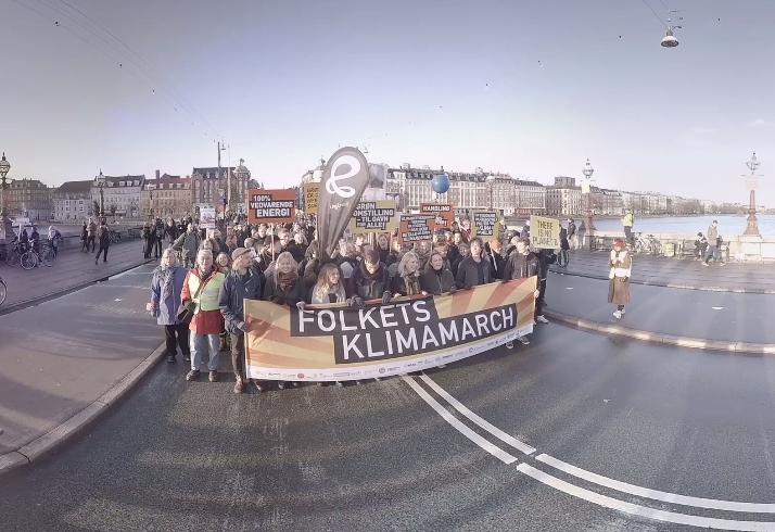 COP21 - Klimamarch