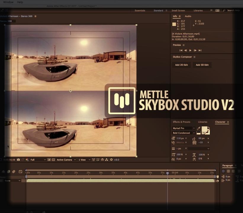 Mettle Skybox Studio